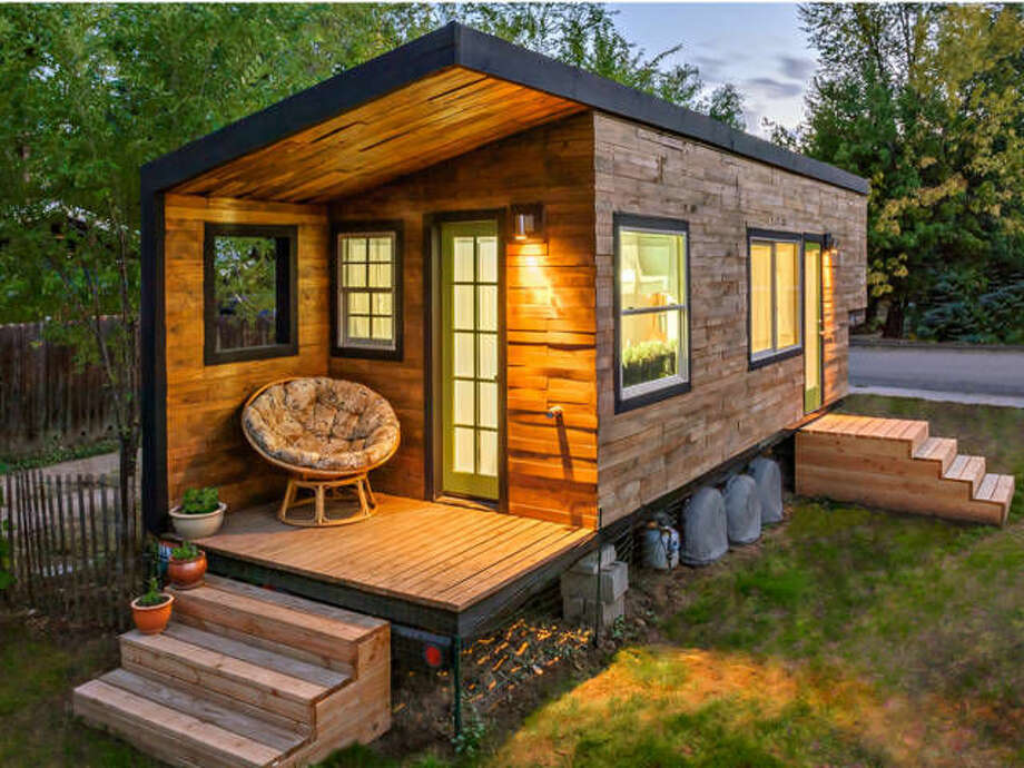Of The Most Impressive Tiny Homes You Ve Ever Seen Sfgate