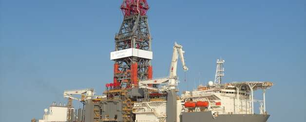 Transocean's Deepwater Asgard arrived in the Gulf of Mexico in April 2015 to work under a two-year contract with Chevron. (Chevron)