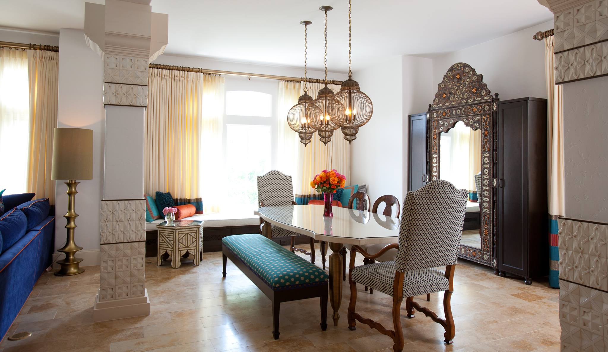 4 questions with houston interior design pro laura umansky