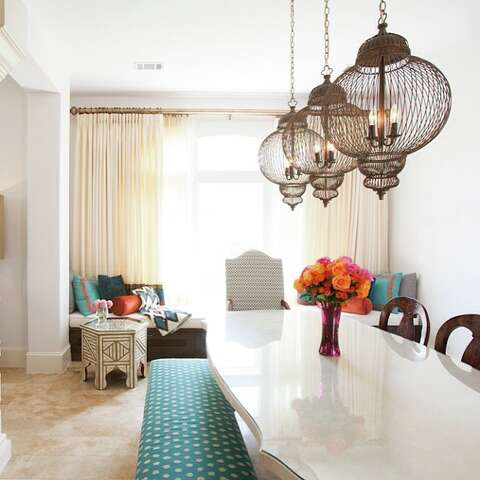 Charmant Moroccan Design By Laura U Interior Design. Photo: Julie Soefer/Jill Hunter/