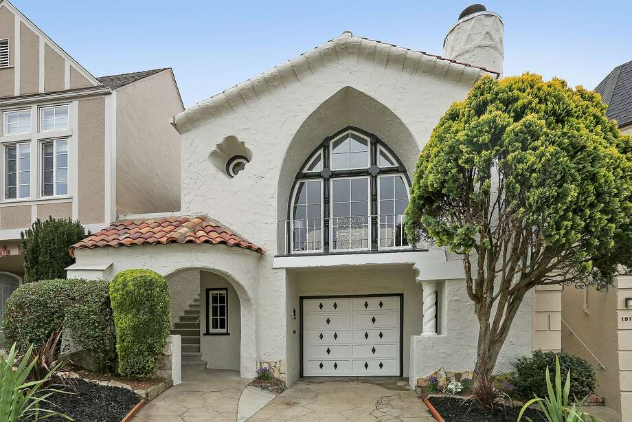 1921 17th Ave. in San Francisco's Inner Parkside neighborhood was built by Henry Doelger. See the latest listings in San Francisco.