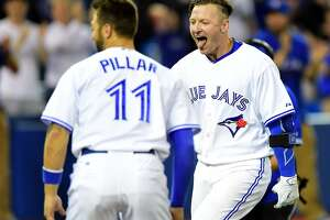 A look at A's, Giants' 3rd basemen: here and gone - Photo