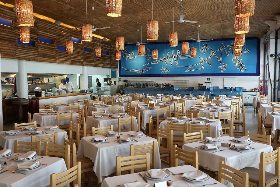 Chef Gabiela Camara's restaurant Contramar