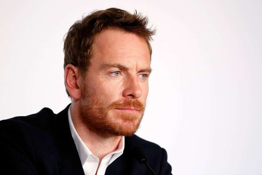 Michael Fassbender says he still uses an iPhone 4. Photo: Tristan Fewings, Getty Images