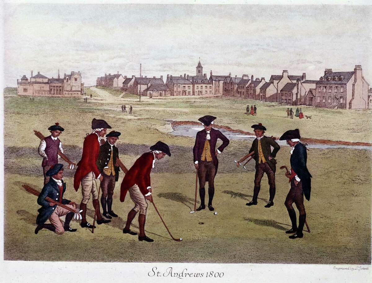 Golf Comes to America, 1880s-1900