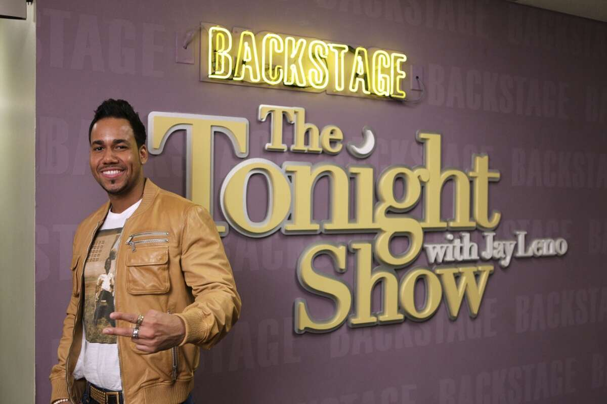 """Tonight Show He's the first bachata act to perform on """"The Tonight Show"""" and at the Macy's Thanksgiving Day Parade."""
