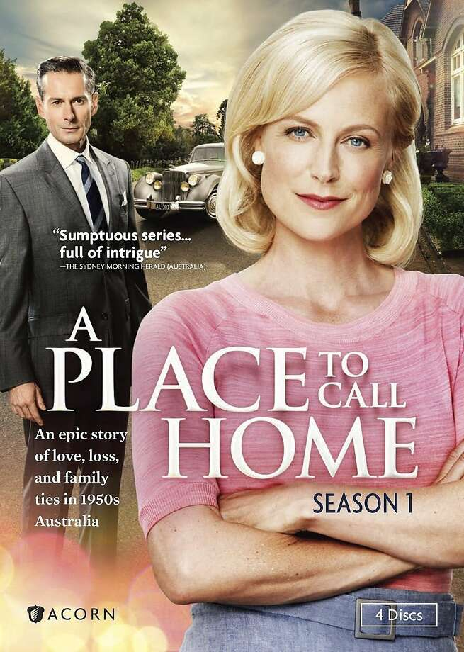 """DVD cover: """"A Place to Call Home: Season One"""" Photo: Acorn Media"""