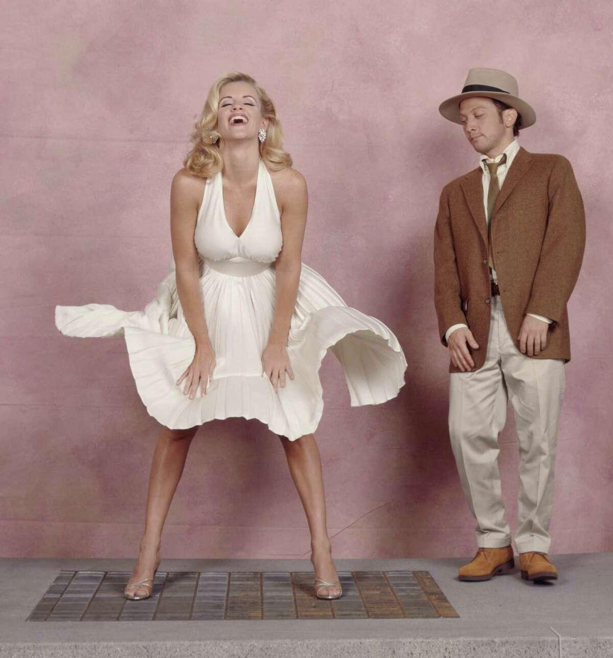 Jenny McCarthy (with Rob Schneider)