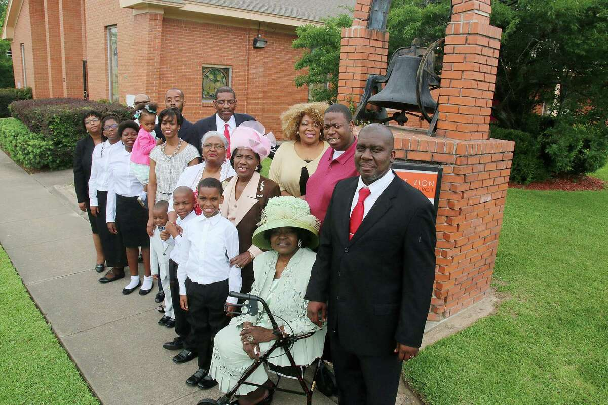 Sunday has been a special day for the congregation of Mt. Zion Missionary Baptist Church for 120 years.