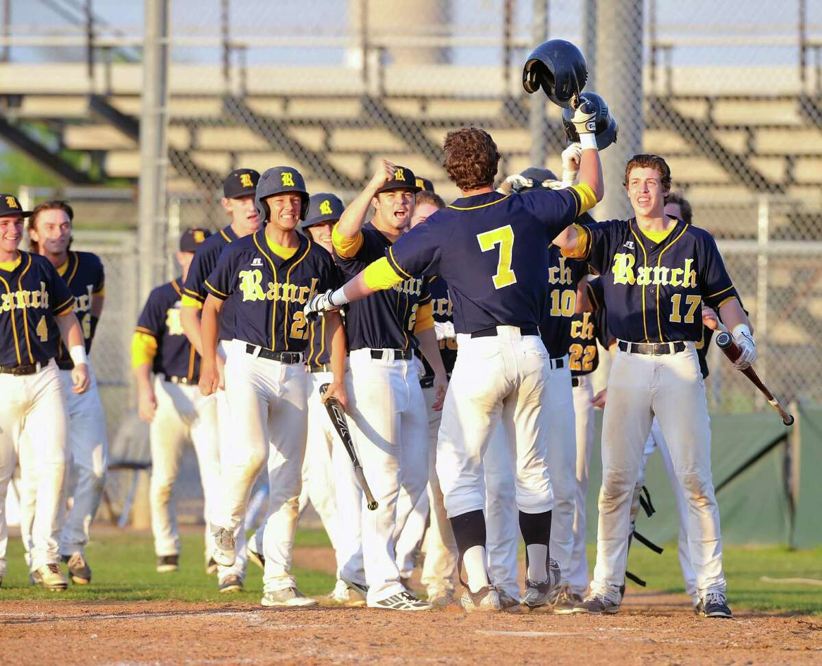Cy Ranch's Elijah MacNamee, and the Mustangs hope to keep their momentum going as they face Clear Creek in the Region III-6A final this week.