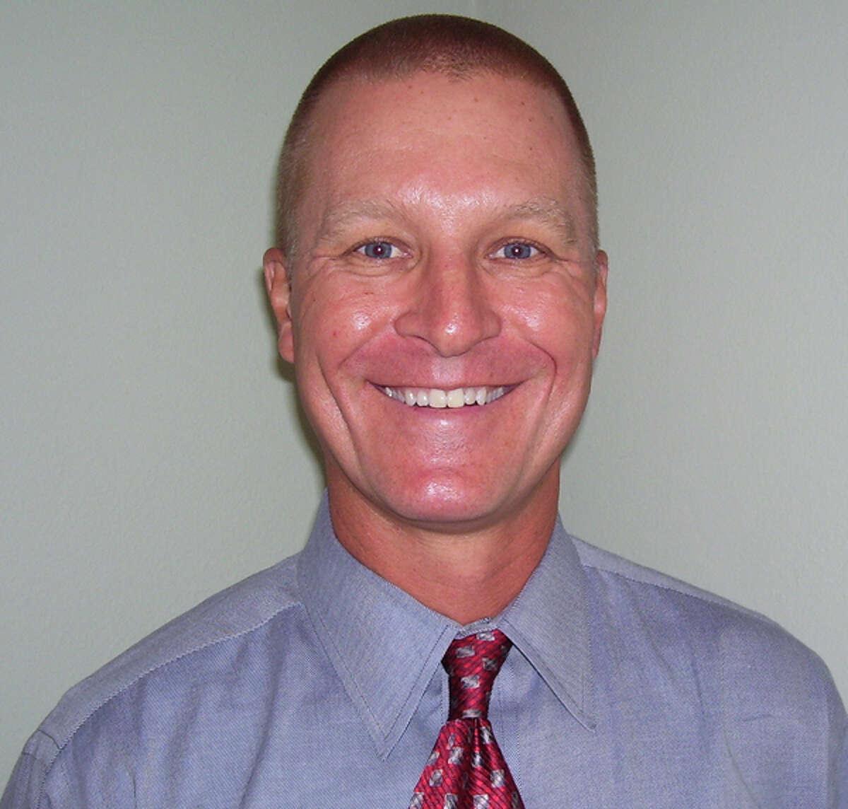 St. Thomas High School athletic director Mike Netzel