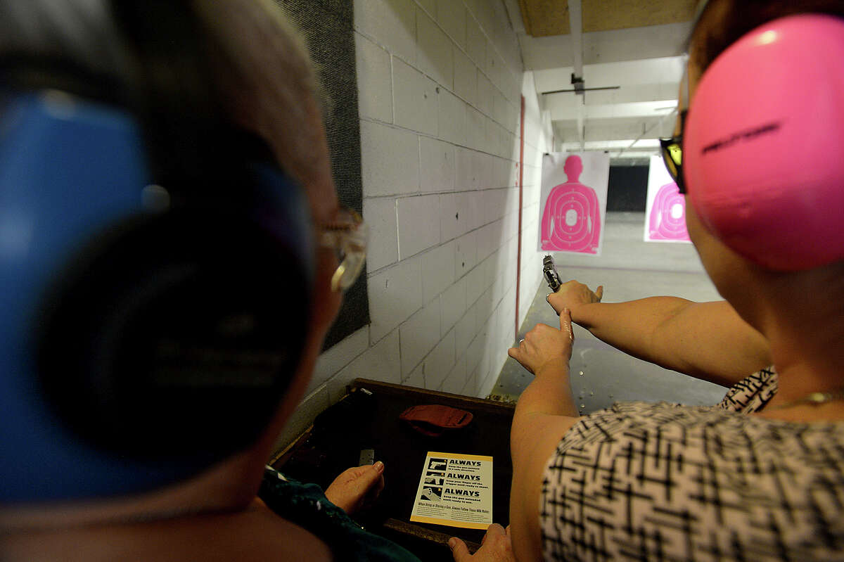 10 percent think about guns roughly once a day Source: Marie Claire /Harvard Injury Control Research Center