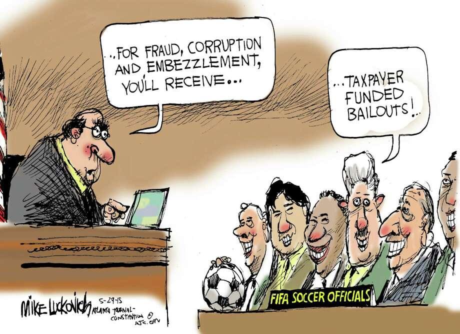 FIFA fallout