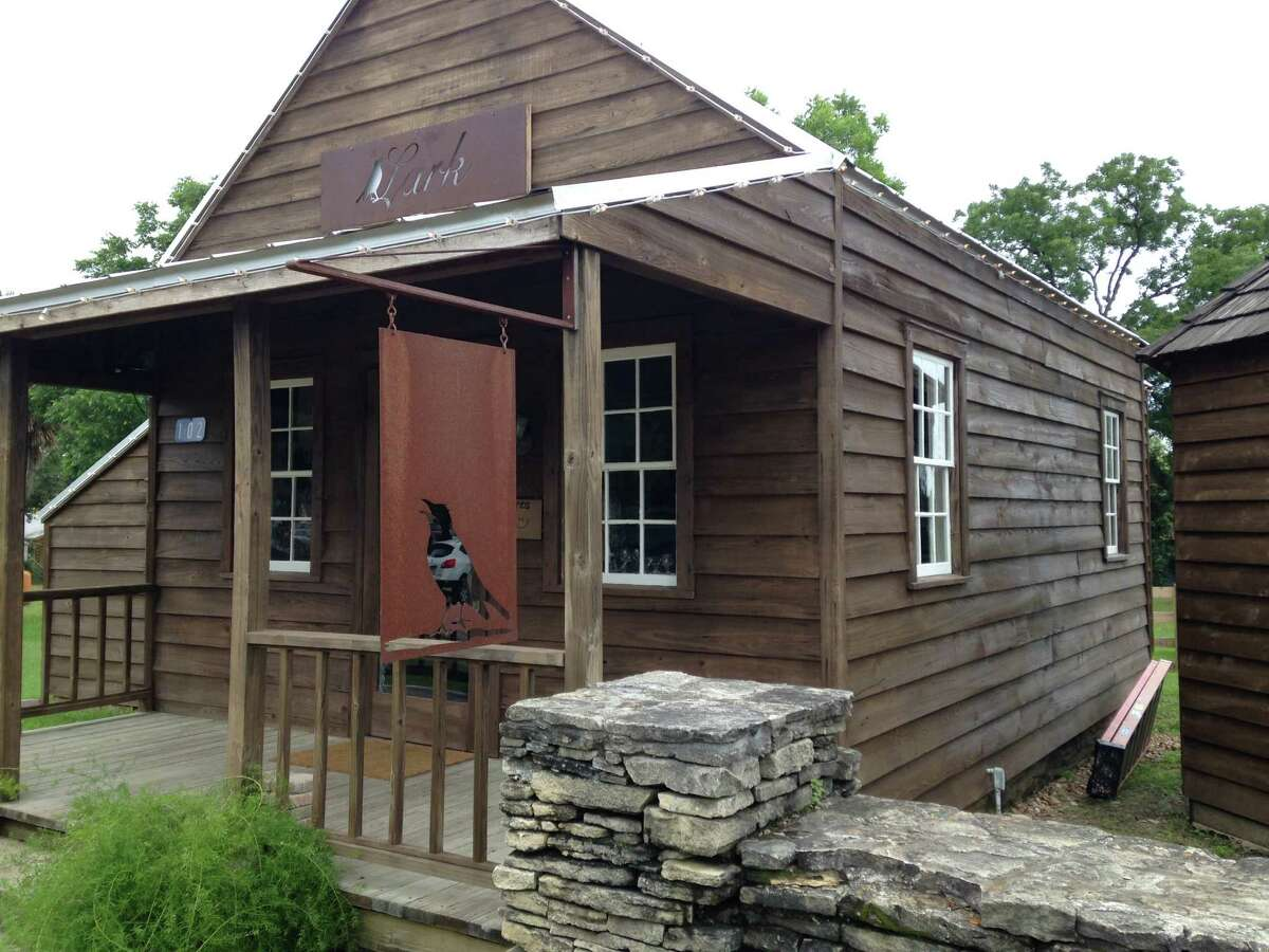 Lark, a sophisticated gift shop in Round Top, has recently moved to a new space on the edge of Henkel and Bybee Squares.