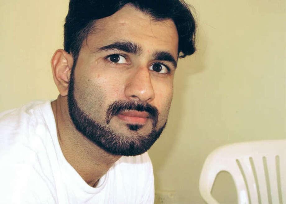 Majid Khan has been held since 2006 at a secret prison at Guantanamo called Camp 7. Photo: Courtesy Photo / Center for Constitutional Rights