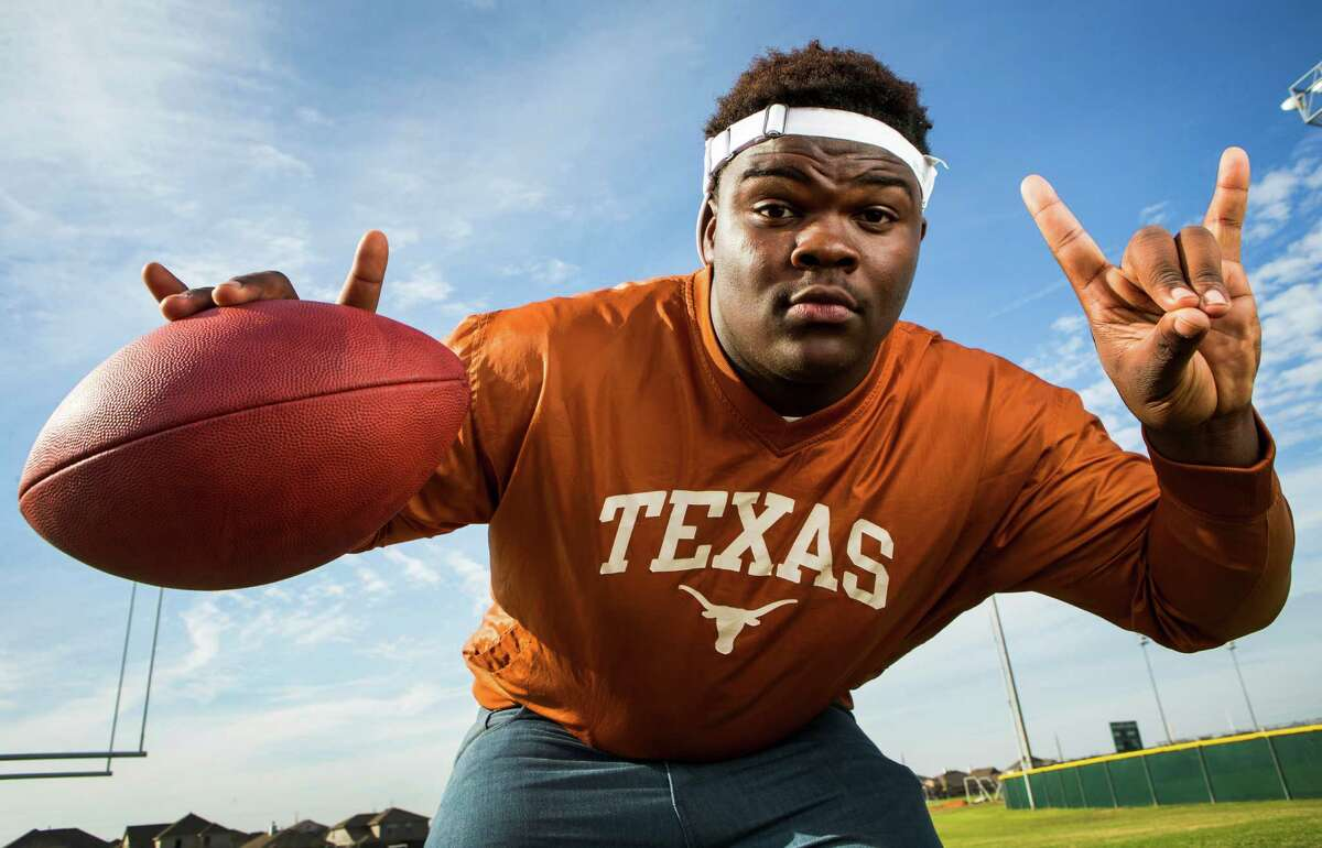 Cypress Falls' Du'Vonta Lampkin was enthusiastic about becoming a Longhorn until recently and has mentioned Oklahoma as a possible landing spot.