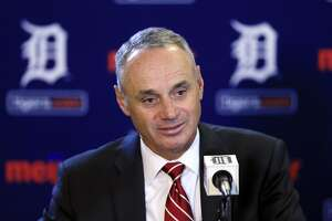 Commissioner 'concerned about pace' of A's ballpark decision - Photo
