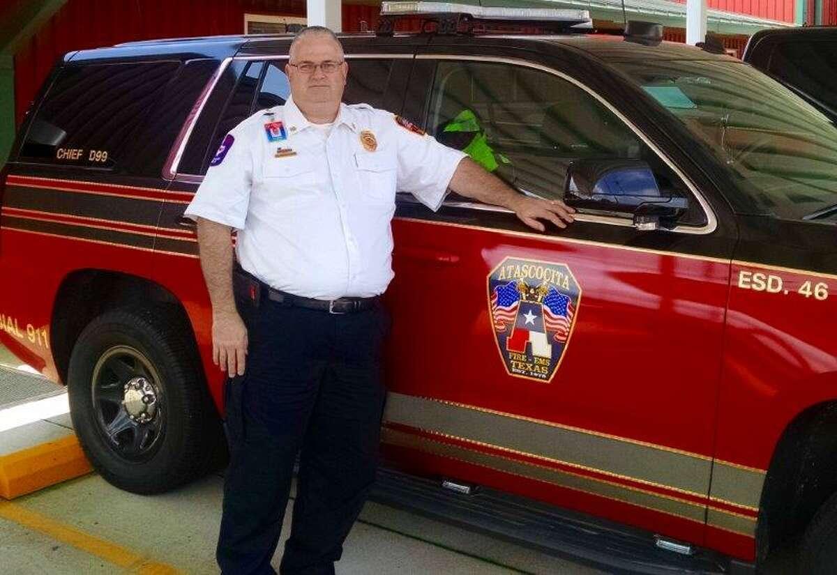 New Atascocita police chief mulligan
