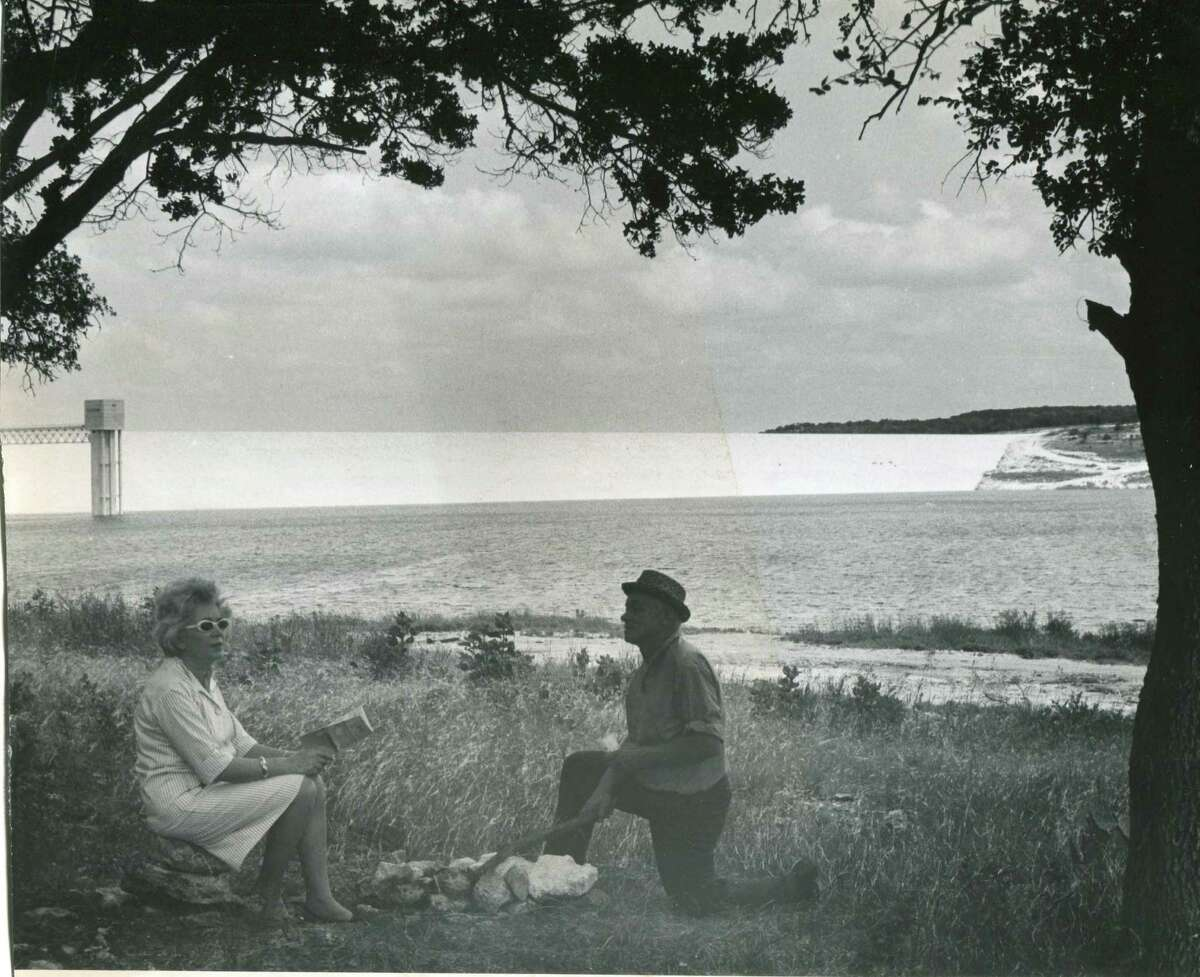 When Canyon State Park first opened in the mid-1960s, the San Antonio Express-News lauded it as