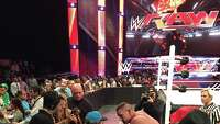 John Cena brings boy battling cancer into the ring during WWE Raw in San Antonio - Photo