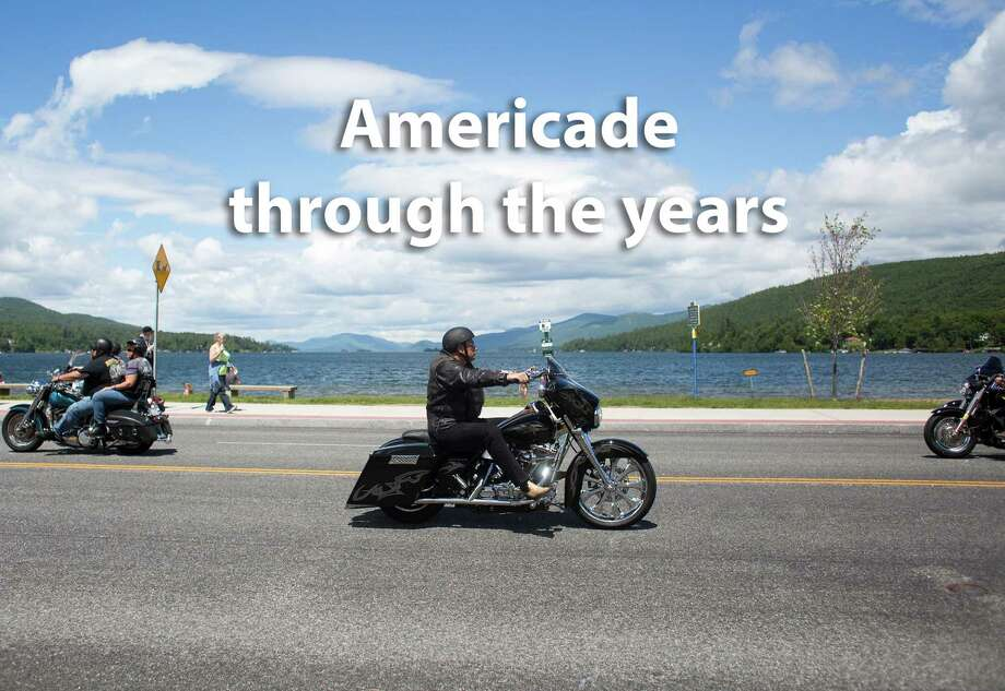 Take a look back at Americade at Lake George over the years by clicking through the photos in this slideshow. Photo: Tom Brenner, Times Union / ONLINE_YES