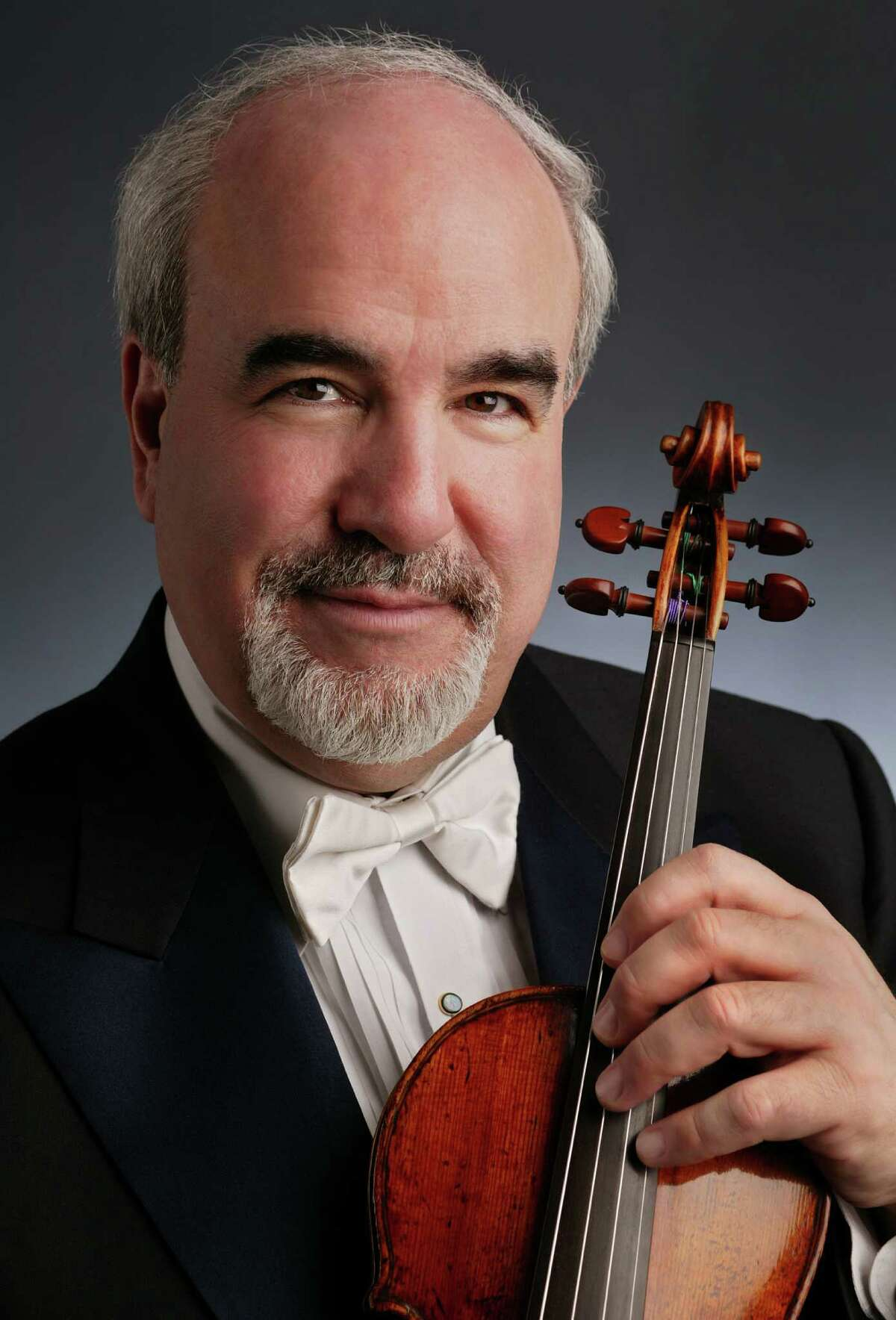 Glenn Dicterow, former concertmaster of the New York Philharmonic Orchestra, will perform and teach at the Texas Music Festival.