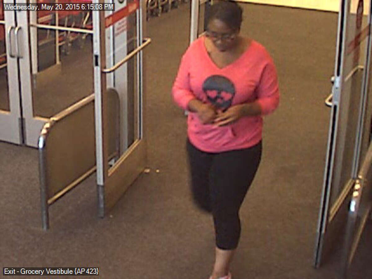 Sugar Land police are looking for a woman seen on surveillance video using a stolen credit card.