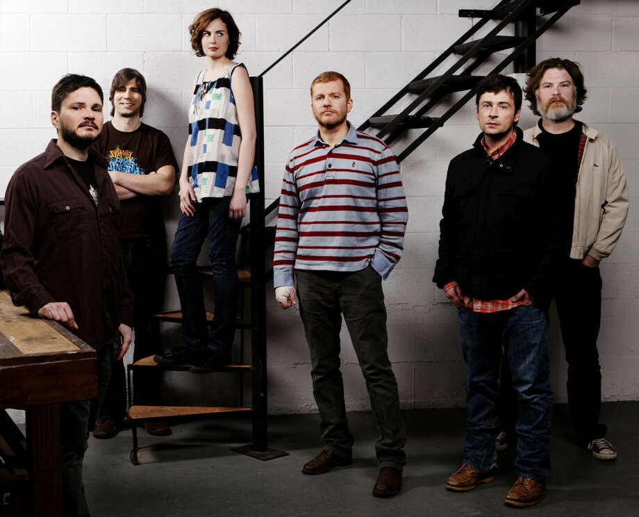 The New Pornographers, Bearsville Theater, July 9
