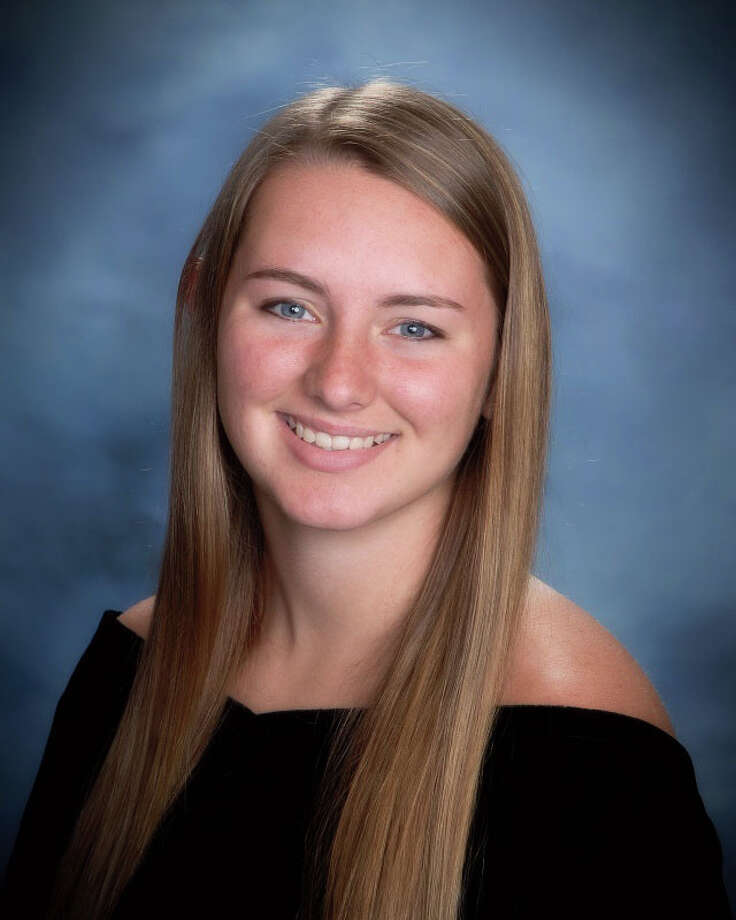Among the top 10 graduates from Immaculate High School in Danbury: Kelly Crotty, Northeastern University Photo: Carol Kaliff / The News-Times
