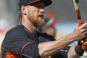 Giants Splash: Pence, Crawford not in lineup vs. Pirates - Photo