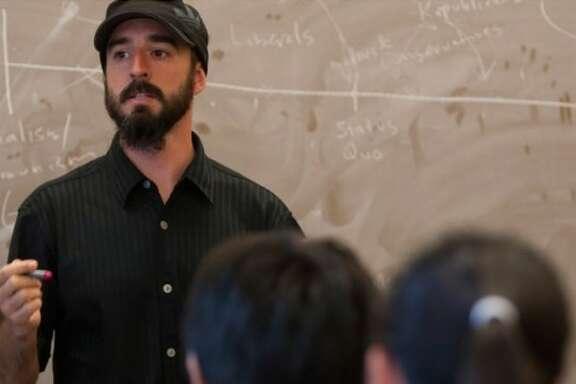 Matt Amaral is an English teacher at Mt. Eden High School in Hayward.