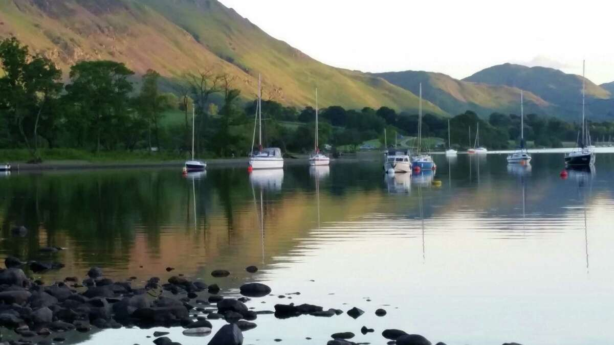 Chronicle reader Christine Cole of Houston submitted this vacation photo of Lake Ulswater in England's Lake District.