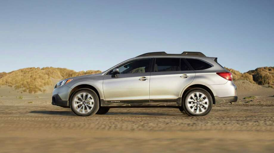 revamped outback shines with eyesight safety technology suite