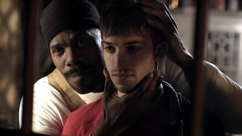 """Colman Domingo, left, and Zach Ryan are part of the gifted ensemble of """"Beautiful Something"""" Photo: Frameline"""
