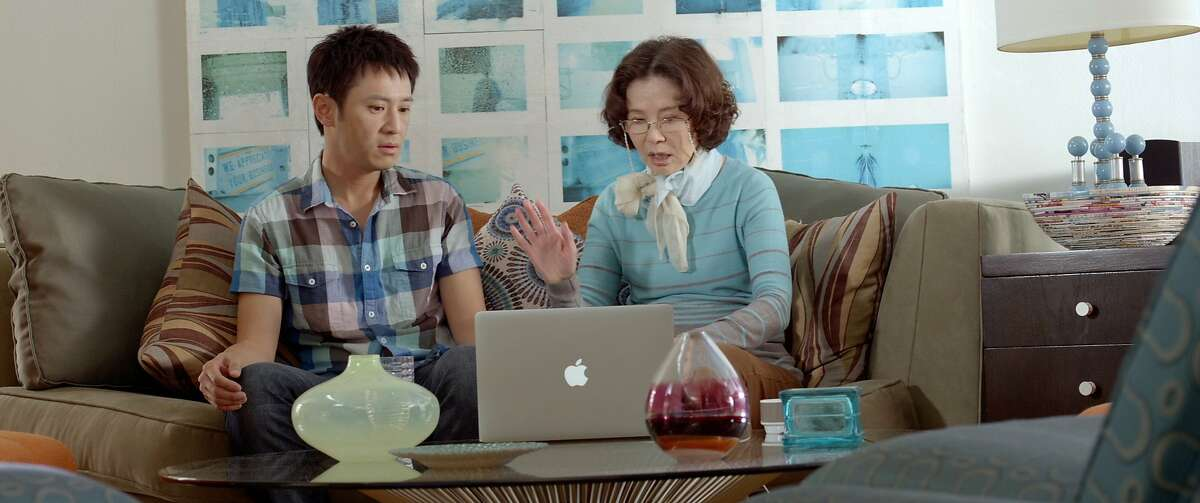 """Barry Cheng and Grace Guei star in """"Baby Steps"""""""