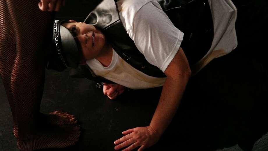 "Michelle Ehlen stars in the comedy ""S&M Sally"" Photo: Frameline"