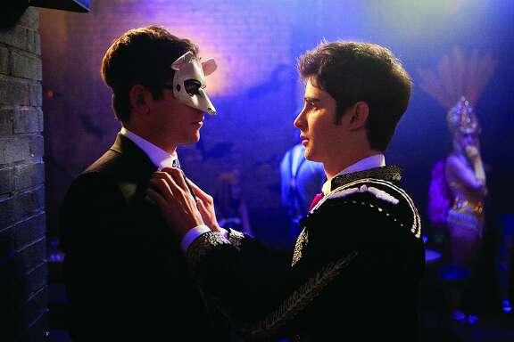 "Jason Ralph (left) and Jonathan Gordon star in ""Those People"""