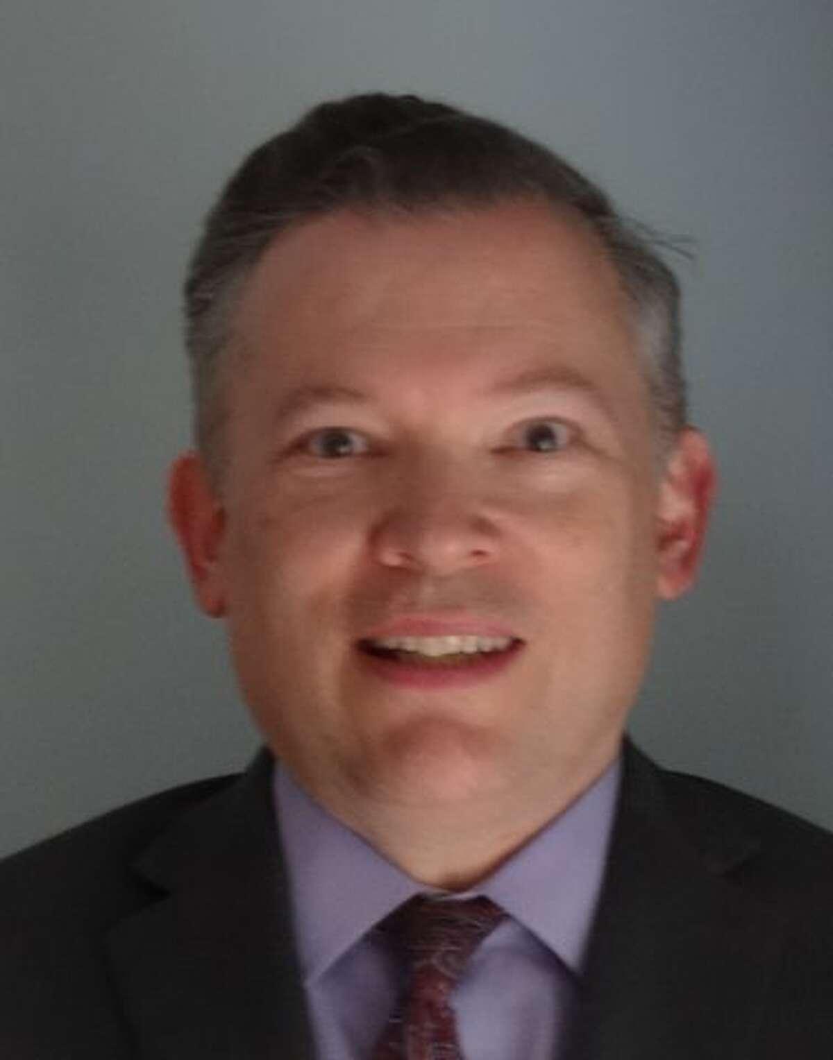 Peter Barber, Democratic candidate for Guilderland town supervisor. (June 3, 2015)