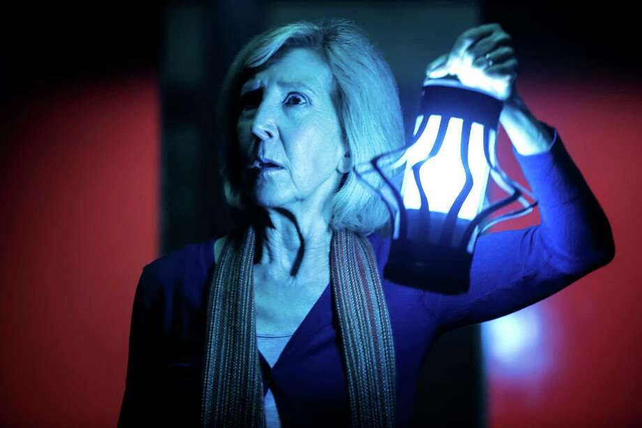 "Lin Shaye reprises her role of Elise Rainie in Focus Features' ""Insidious: Chapter 3,"" written and directed by series co-creator Leigh Whannell. (Matt Kennedy/Focus Features/TNS) Photo: Focus Features / TNS"
