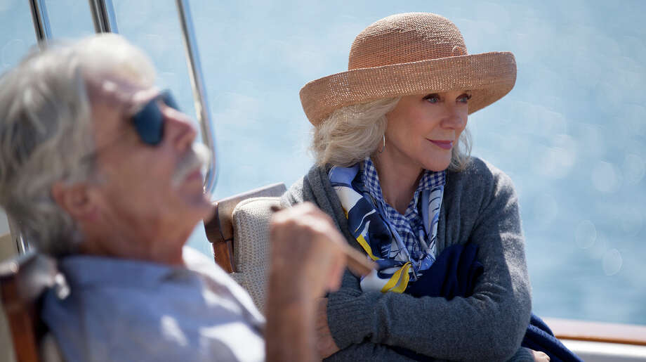 "Sam Elliott and Blythe Danner co-star in ""I'll See You in My Dreams."" Photo: Bleecker Street Media / THE WASHINGTON POST"