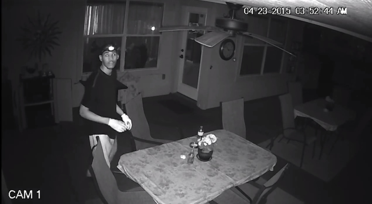 San Antonio Thief Caught On Camera Stealing Fridge Beer