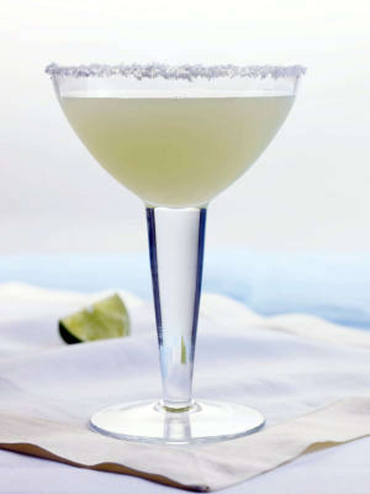 A classic frozen margarita This is the perfect margarita from Kim Haasarud's