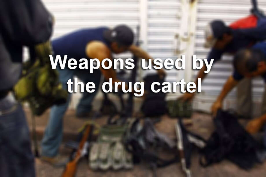Drug gangs have been increasing their firepower in recent years. Statistics show that the proportion of high-powered assault weapons has increased since around 2006. Photo: Getty Images