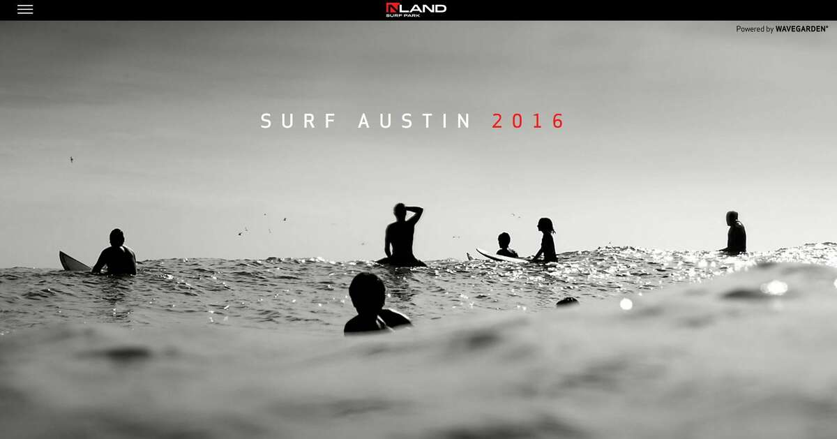 NLAnd Surf Park, the first inland surf park in North America, is set to open in Austin in 2016, providing surfers an opportunity to hang ten without hitting the ocean shores.
