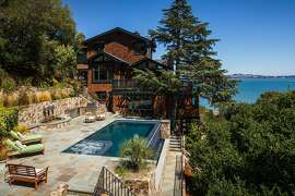 3636 Paradise Drive in Tiburon is available for $6.495 million.