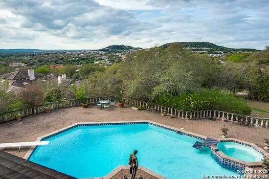 35 biggest residential pools in san antonio bexar county san antonio express news City of san antonio swimming pools