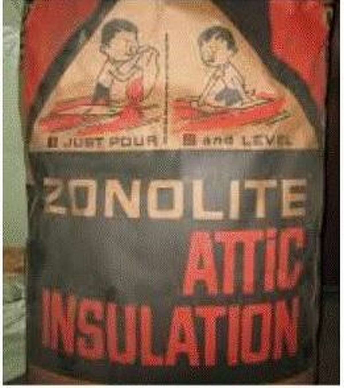 Vermiculite is a mineral that was commonly used as insulation in homes built before 1990, and likely contains hazardous asbestos. Sold under the brand name Zonolite, it is grayish abd pebble-like.