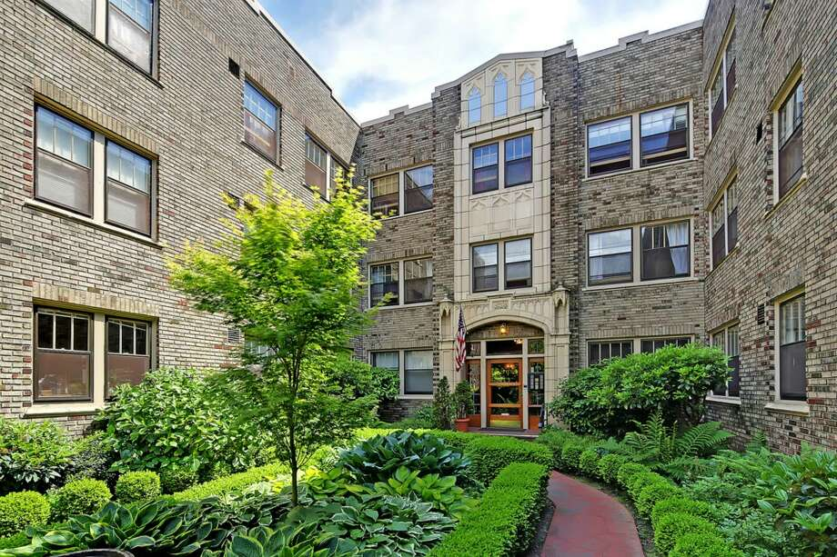 The first condo is located in 1605 E. Olive St. The one bedroom, one bathroom condo unit #203 is listed for $255,000.   There will be a showing for the unit this weekend on Saturday, June 6 and Sunday, June 7 from 12 - 3 p.m. You can see the full listing here. Photo: Courtesy Of Jody Baker