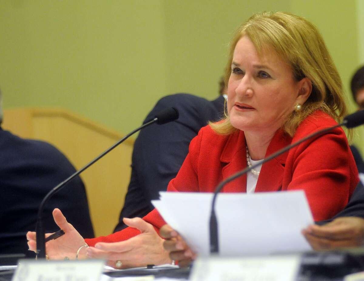 State Sen. Sylvia Garcia, D-Houston.