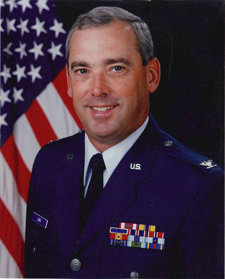 Retired. Col. Charles Barry Long was active in church and loved golfing. Photo: Courtesy